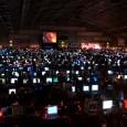 Trots fler än 10 000 sammankopplade datorer är Dreamhack också en plats för möten i verkliga livet.